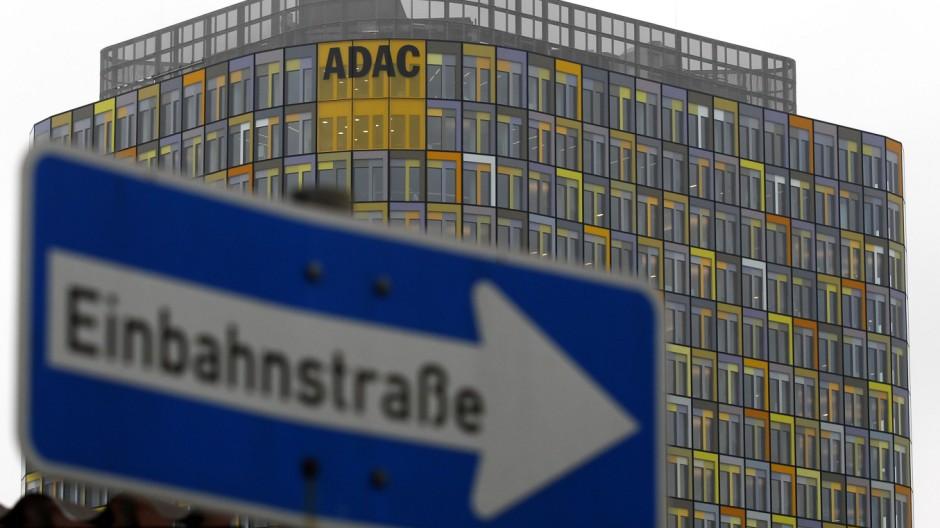 ADAC-Hauptquartier in München