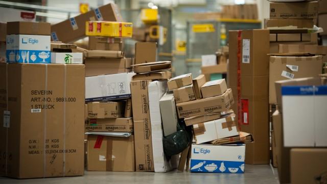Konsum und Handel Zerstörte Retouren