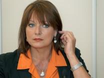 Gabriele Pauli will nach oben - und droht tief zu fallen