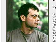 Kevin Kopelson, Screenshot: University of Iowa