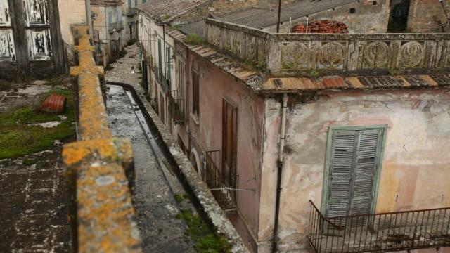 Apice in Kampanien, Italien