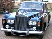 Rolls Royce Silver Cloud III SJR