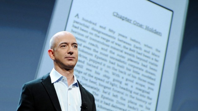 Amazon's Jeff Bezos reported well after health scare in Galapagos