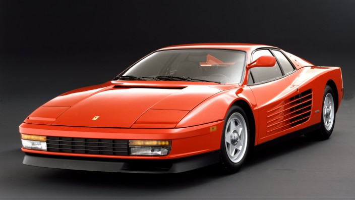 Ferrari Testarossa 1984