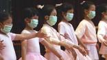 Sars in China, AP