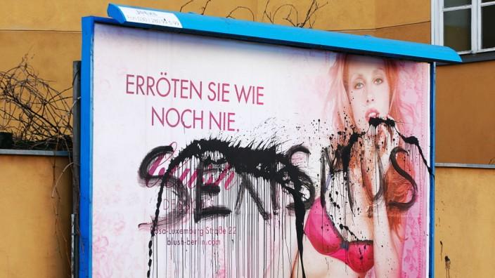 Sexismus Werbung