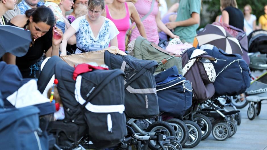 Bevölkerung in Sachsens Großstädten wächst
