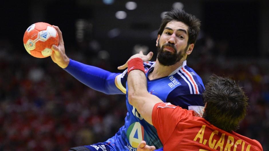 handball em endspiel
