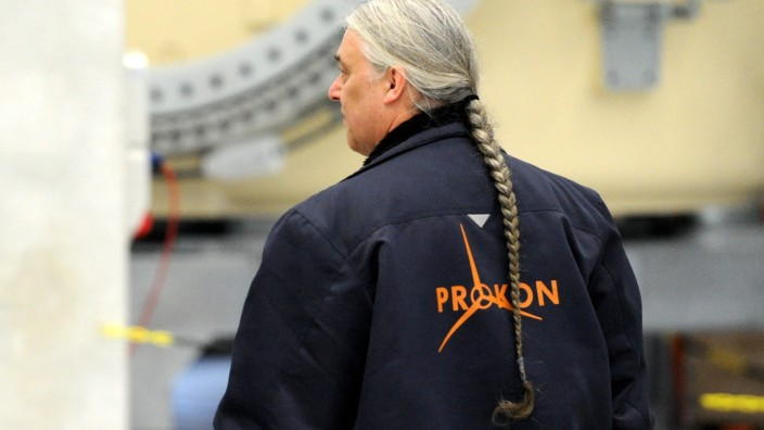 Prokon-Geschäftsführer Carsten Rodbertus