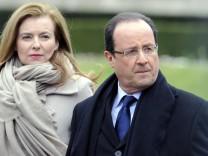 Hollande und Trierweiler
