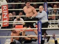 Boxen: Marco Huck Firat Arslan WBO Weltmeisterschaft im Cruisergewicht
