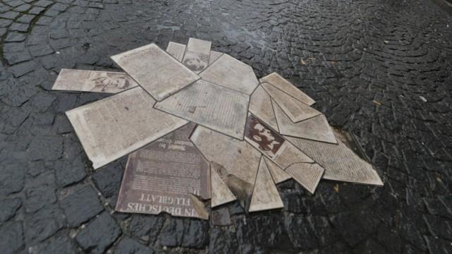 Vergessener Widerstand Ausstellung über Widerständler