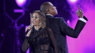 Beyoncé Jay-Z Grammys Los Angeles
