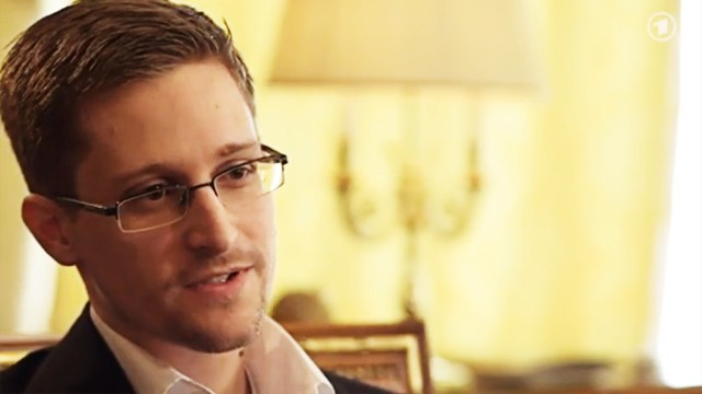 Snowden Interview