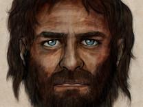 7000 Jahre alte Fossilien eines Steinzeitmenschen deuten auf blaue Augen hin
