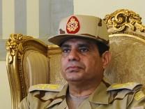 Ägypten; Armee; al-Sisi; Mursi; Präsident