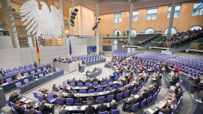 Bundestagsabegordnete