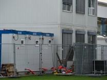 Asylbewerberunterkunft am Grafinger Gymnasium