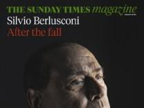 Berlusconi Sunday Times Magazine