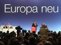 SPD Europawahlkampf