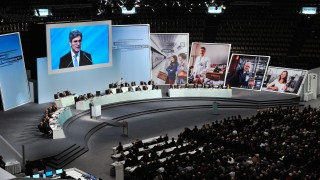 Siemens Holds Annual General Shareholders' Meeting