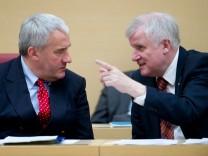 Bayerischer Landtag - Plenarsitzung