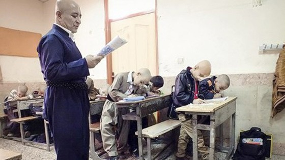 Ali Mohammadian, Lehrer, Iran