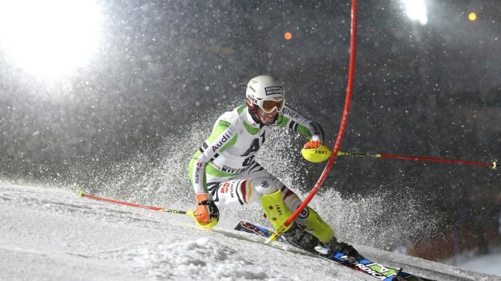 Alpine Skiing World Cup in Kitzbuehel
