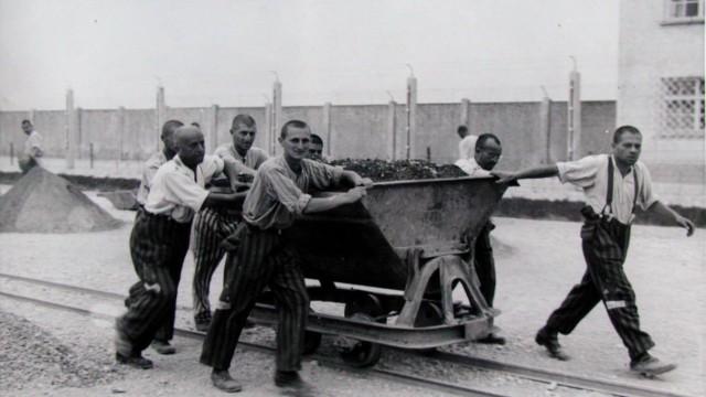 Dachau Politische Häftlinge im KZ Dachau