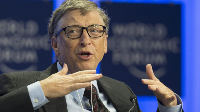 44th Annual Meeting of the World Economic Forum (WEF) in Davos