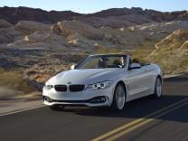 Das BMW 4er Cabrio
