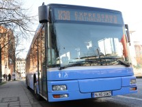 Vom Max-Weber-Platz zum Partnachplatz: Der Expressbus X30.