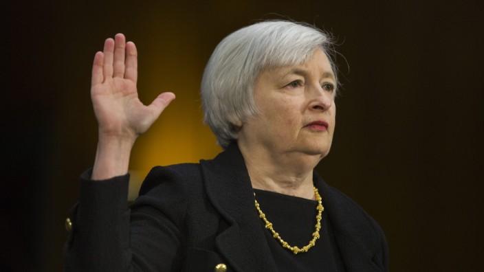US-Notenbank - Yellen
