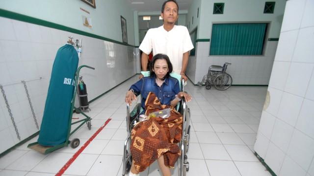 Hausangestellte Gewalt gegen Helferinnen in Hongkong