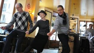 Jim Broadbent, Lindsay Duncan, Jeff Goldblum in Le Weekend