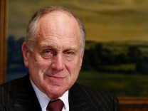 World Jewish Congress president Lauder gives Reuters interview in Berlin