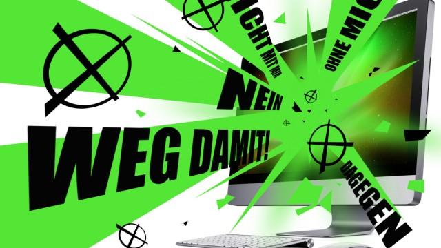 Online-Petition Sinn und Unsinn von Online-Petitionen