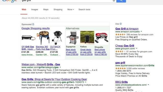 Google EU-Entscheidung zu Suchergebnissen