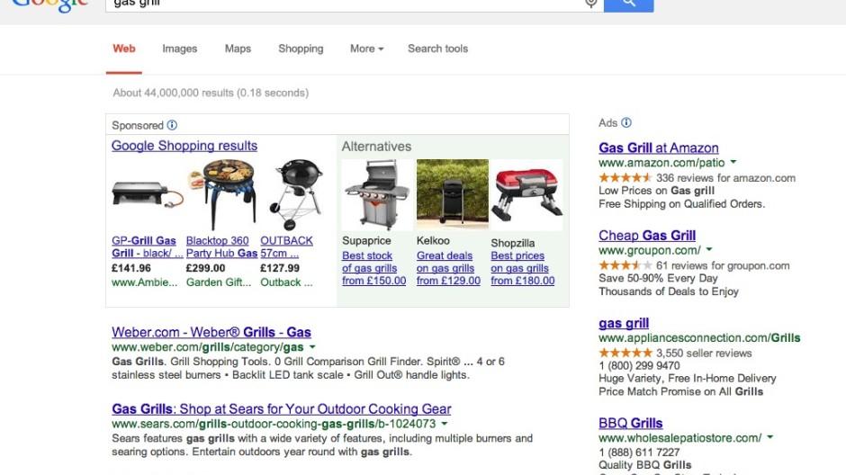 Google EU-Wettbewerbshüter