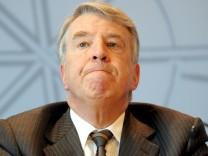 Bundesschatzmeister Helmut Linssen