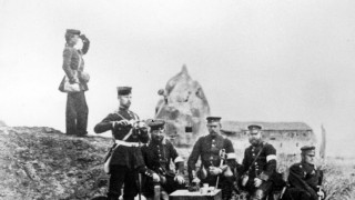 Erstürmung der Düppler Schanzen, 1864 Deutsch-Dänischer Krieg Preußen Österreich Dänemark
