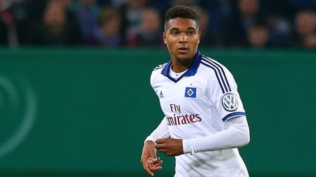 Hamburger SV v Greuther Fuerth - DFB Cup