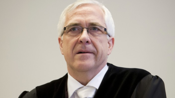 Vorsitzende Richter Rosenow