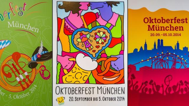 Oktoberfest Plakatmotiv 2014