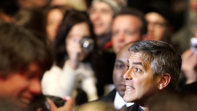 George Clooney auf der Berlinale 2006