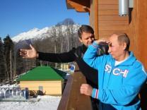 Sotschi 2014 - Wladimir Putin