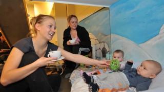 Müttercafés Cafés für Mütter mit Kind