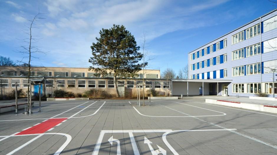 Grundschule Amphionpark in München, 2014