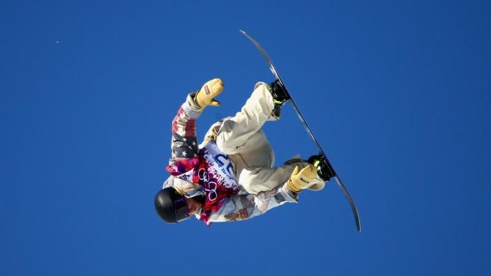 Snowboard - Winter Olympics Day 1