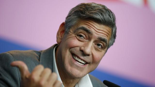 George Clooney auf der Berlinale 2014